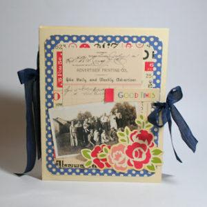 book type mini ablum tut