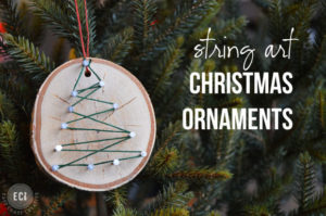 christmas tree shaped ornament 3