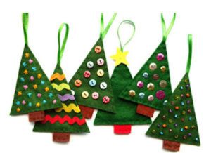 christmas tree shaped ornament 4