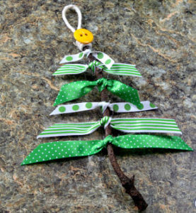 Christmas tree shaped ornament 5