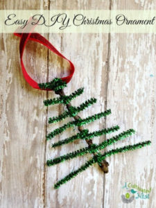 Christmas tree shaped ornament 6