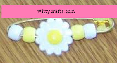Daisy Pin Girl Scout SWAP Ideas