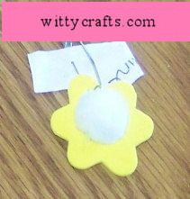 Pom Pom Daisy Girl Scout Swap Ideas Wittycrafts Com
