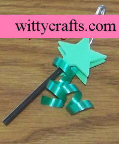 fairy wand girl scout swap