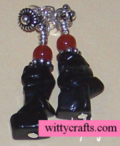 make beaded earrings, bead earring tutorial