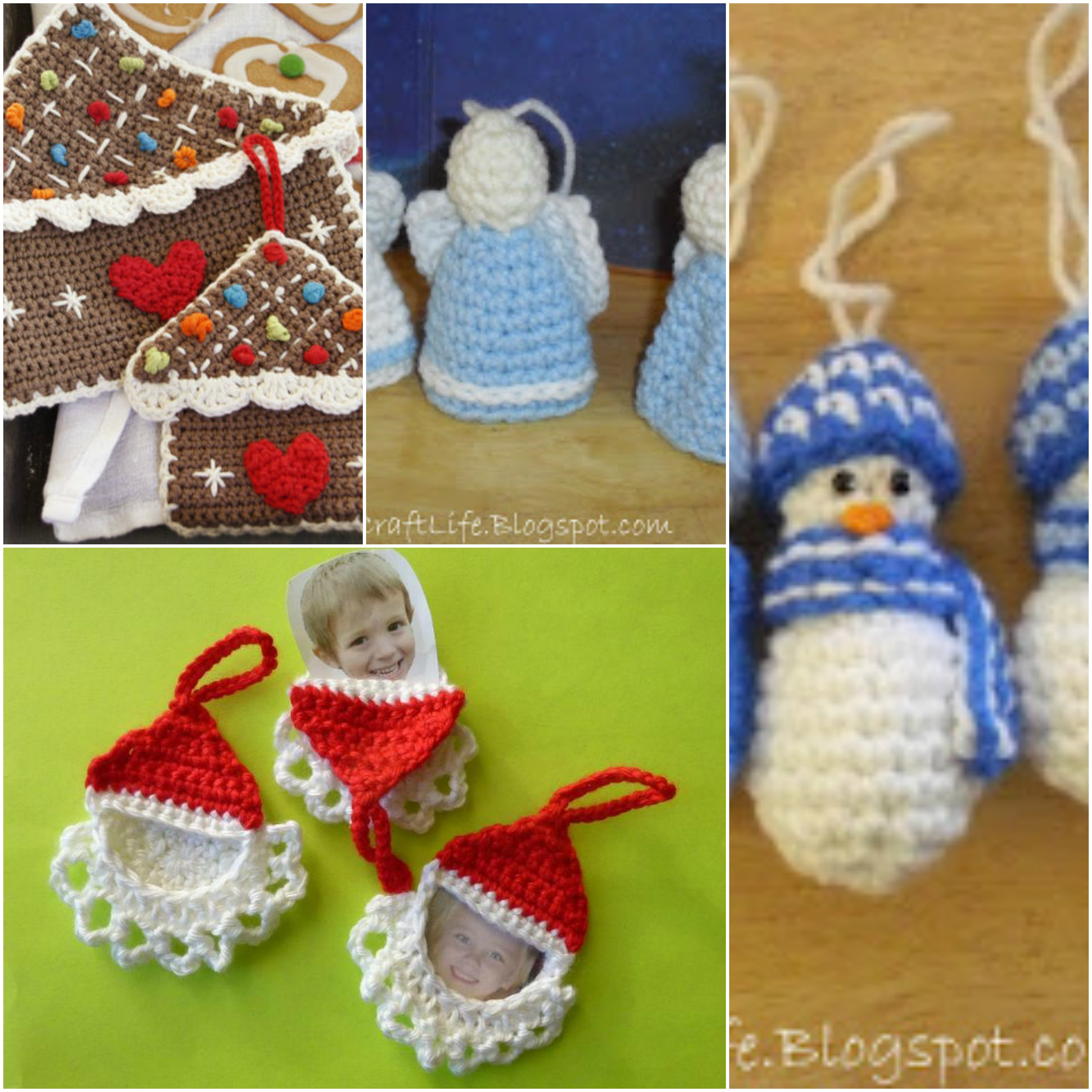 christmas ornaments - WittyCrafts.com