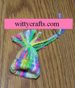 winter hat girl scout swap ideas