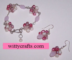make rose quartz bracelet