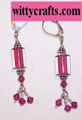 pretty earrings to make