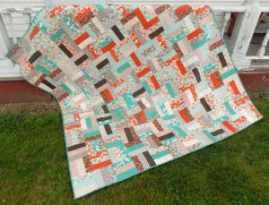 free quilt pattern jelly roll fabric