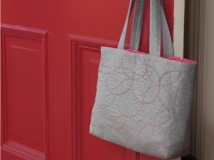 free tote bag tutorial quilting