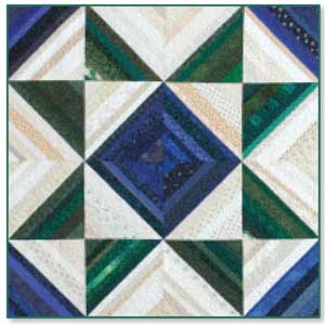 free quilted wall hanging pattern strings