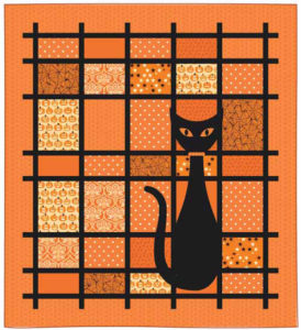 hallween quilting patterns freebie